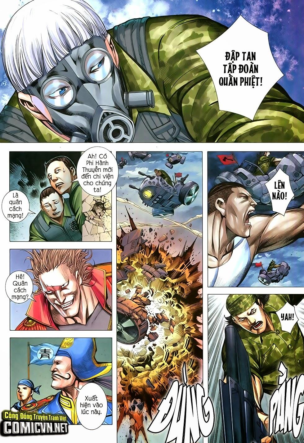 Đại Quân Phiệt chap 29 trang 20