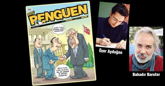 Turkish Cartoonist Jailed For Insulting President Erdogan (Video)