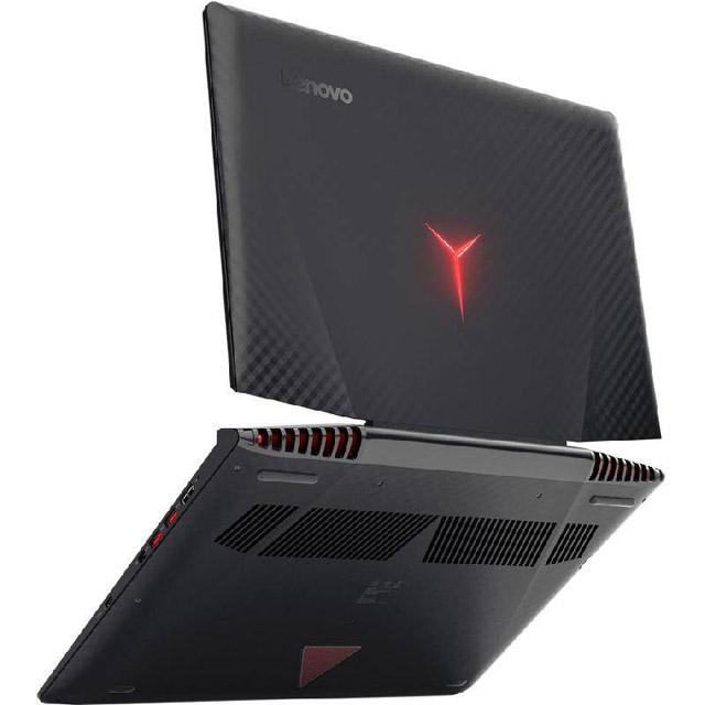 Notebook Gamer Lenovo Legion Y720 design construção