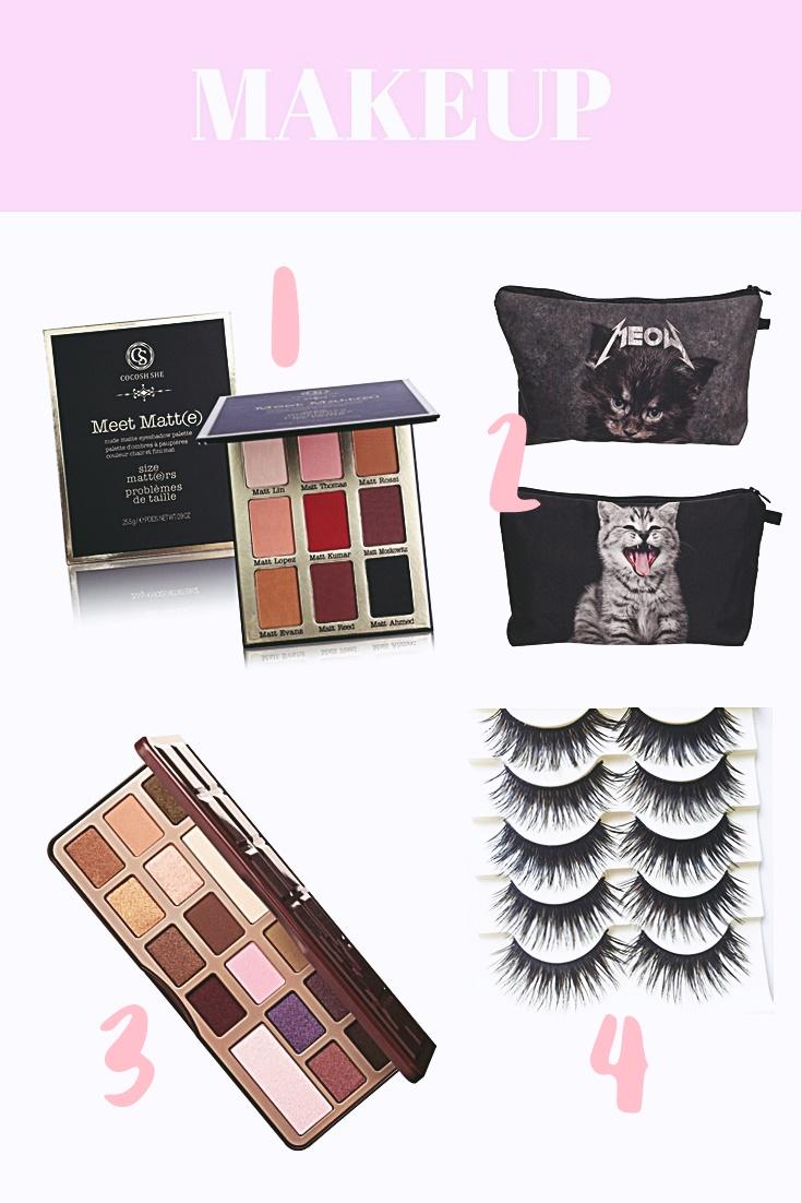 aliexpress makeup sale,dupes