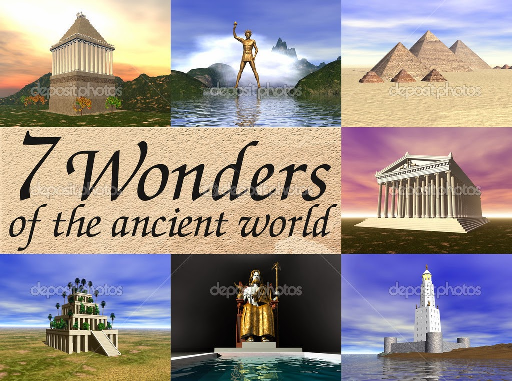 7 Seven Wonders Of World Pictures to Pin on Pinterest ...