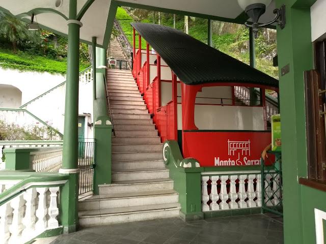 Bondinho Funicular