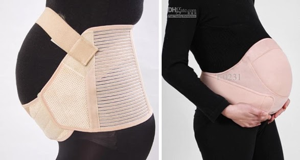 modern maternity pregnancy girdle