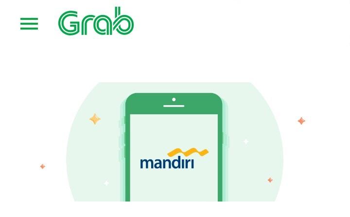 Cara Isi Saldo Grab Ovo Di Mandiri Online Mobile Banking