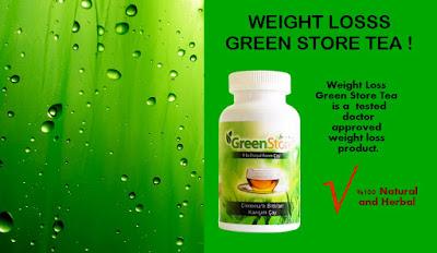 WeightLoss GreenStore Tea