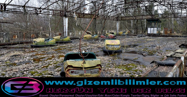 Pripyat, Ukrayna,yasaklı bölge,tehlikeli bölge