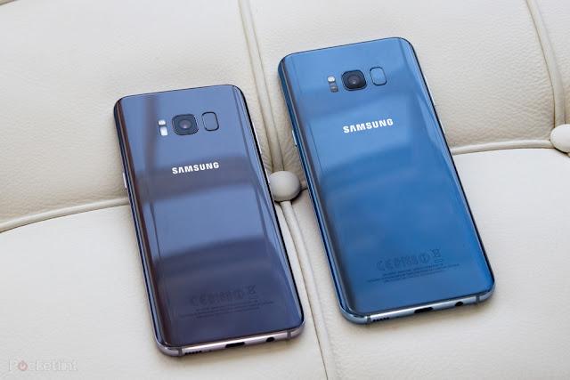 هاتف (+Samsung Galaxy S9 and S9)