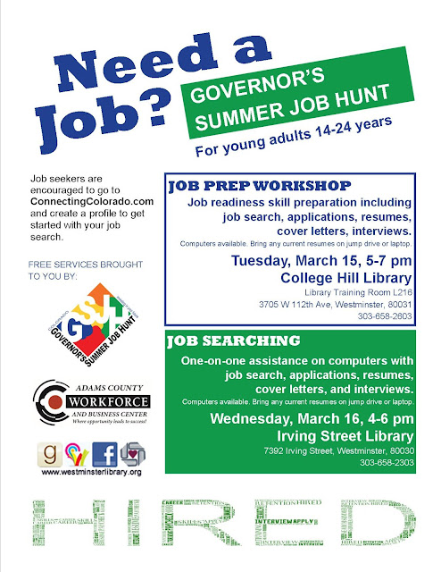 http://www2.westminsterlibrary.org/teens/2016-Teen-Job-Hunt-Help.pdf