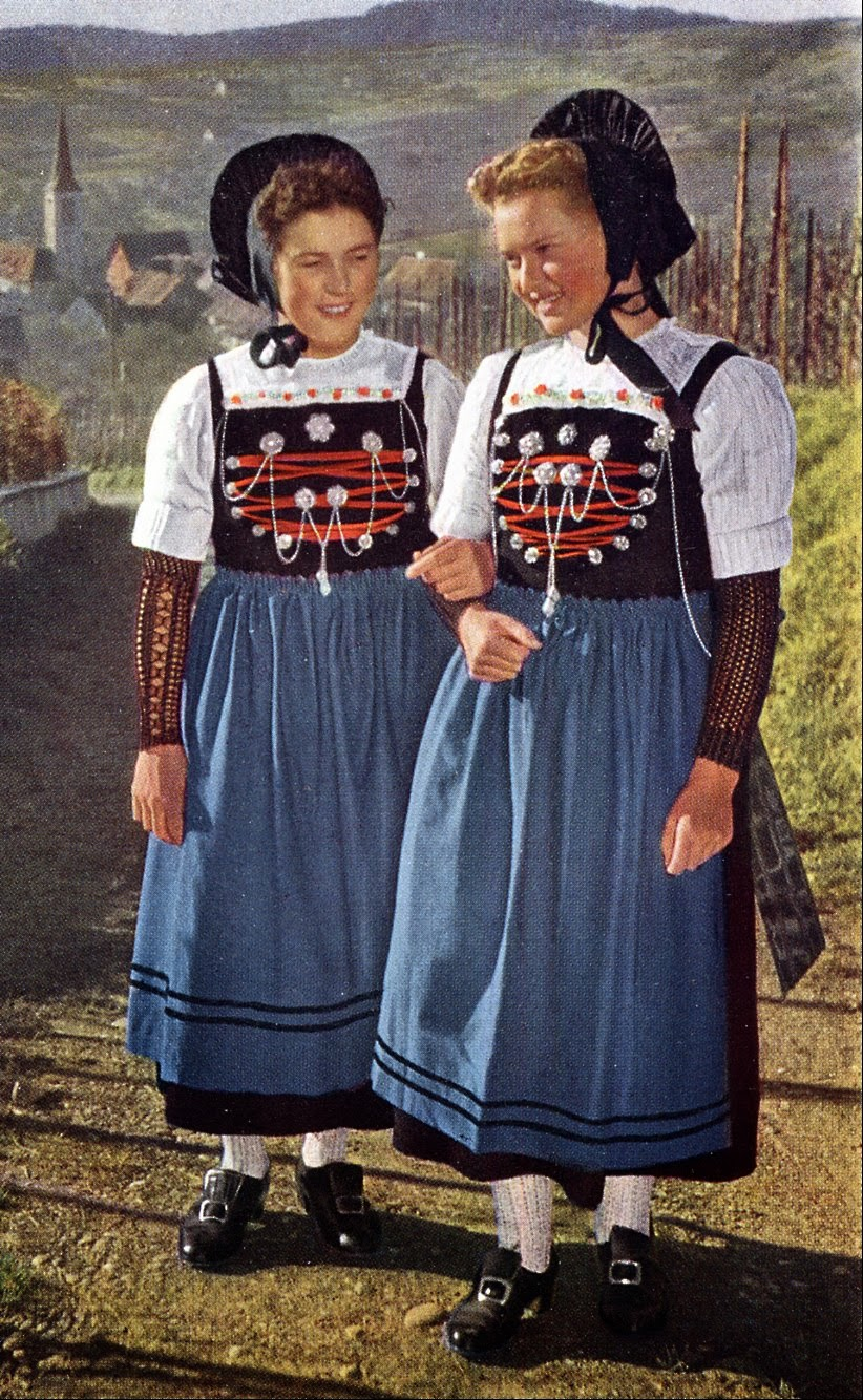 swiss costume switzerland traditional clothing clothes folkcostume folk alps costumes zurich wear outfits overview embroidery suiza national bern europe dresses