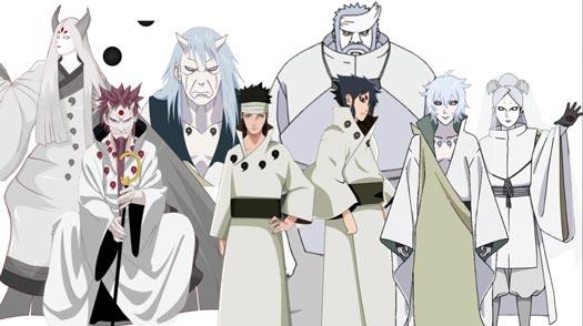 Sejarah Klan Otsutsuki 8 Fakta Unik Klan Otsutsuki Dalam Serial Naruto