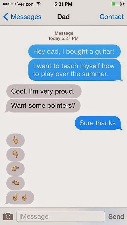 GREAT JOB ALL WEEK (i mean it): Dad Jokes are Good for You