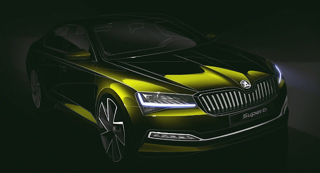 New Cars, PHEV, Skoda, Skoda Superb