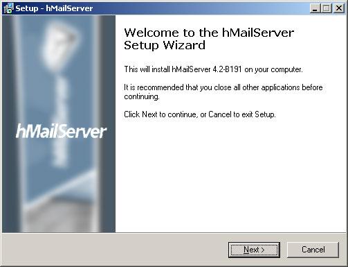 HOWTO:Windows Server 2008, Hmailserver, ClamAv, Sanesecurity ~ Mr
