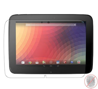 3X Matte Anti Glare Screen Protector For Google Nexus 10 10.1 tablet