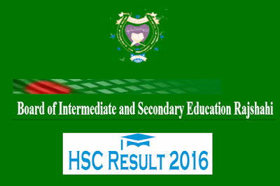 How to get HSC result 2016 Rajshahi education Board