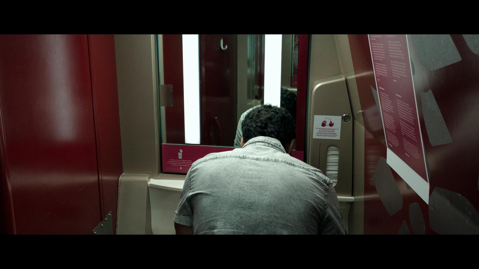 15:17 Tren a París (2018) BRRip Full HD 1080p Latino-Ingles captura 4