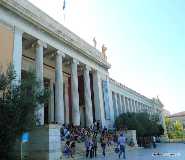Museu Arqueológico de Atenas, Grécia