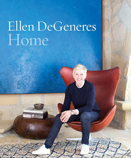 Ellen Degeneres Home Book for Sale