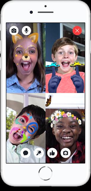 فيسبوك تطلق تطبيق جديد لحماية ومراقبة الأطفال.. كل ما تود معرفته عن تطبيق Messenger Kids للأطفال!