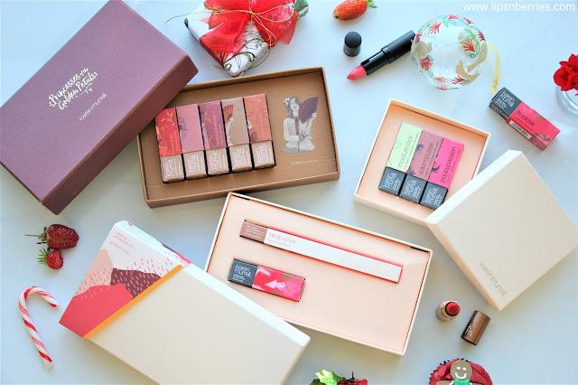 Karen Murrell Natural lipstick gift sets