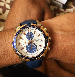 Casio edifice ki watch heavy discount me kharide
