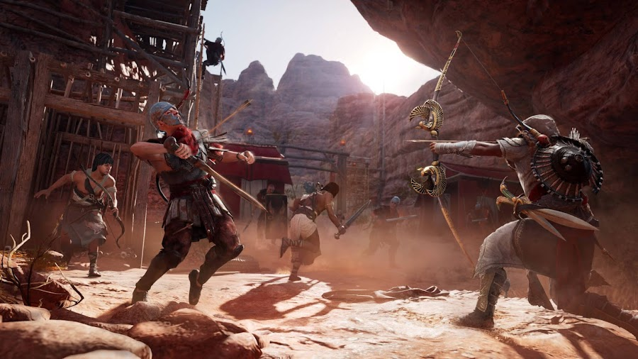 assassin's creed origins playstation 4