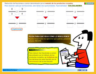 http://www3.gobiernodecanarias.org/medusa/eltanquematematico/todo_mate/fracciones_e/ejercicios/fracciones_pc_p.html