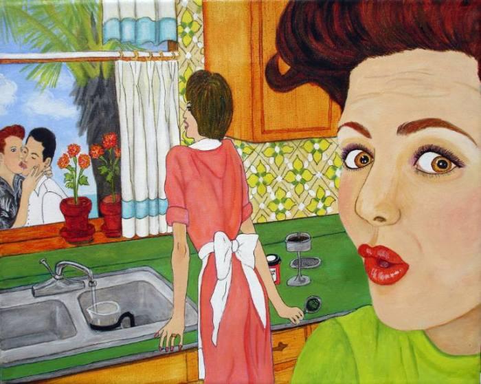 Американский художник. Audrey Breed