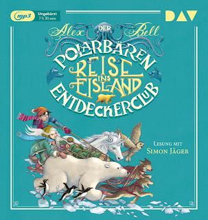 Copyright DAV, Der Polarbären-Entdeckerclub: Reise ins Eisland, Autor: Alex Bell