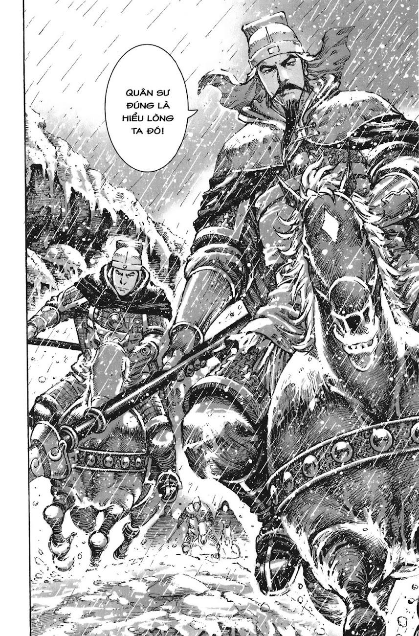 Hỏa phụng liêu nguyên Chương 437: Thần nhân sơ chiến [Remake] trang 12