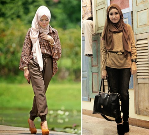 model baju muslim anak kuliah