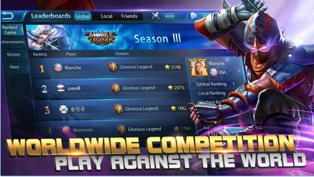 Mobile Legend Offline Screenshot