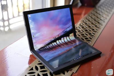 اهم المميزات و المواصفات للحاسوب المحمول القابل للطي   ThinkPad X 1