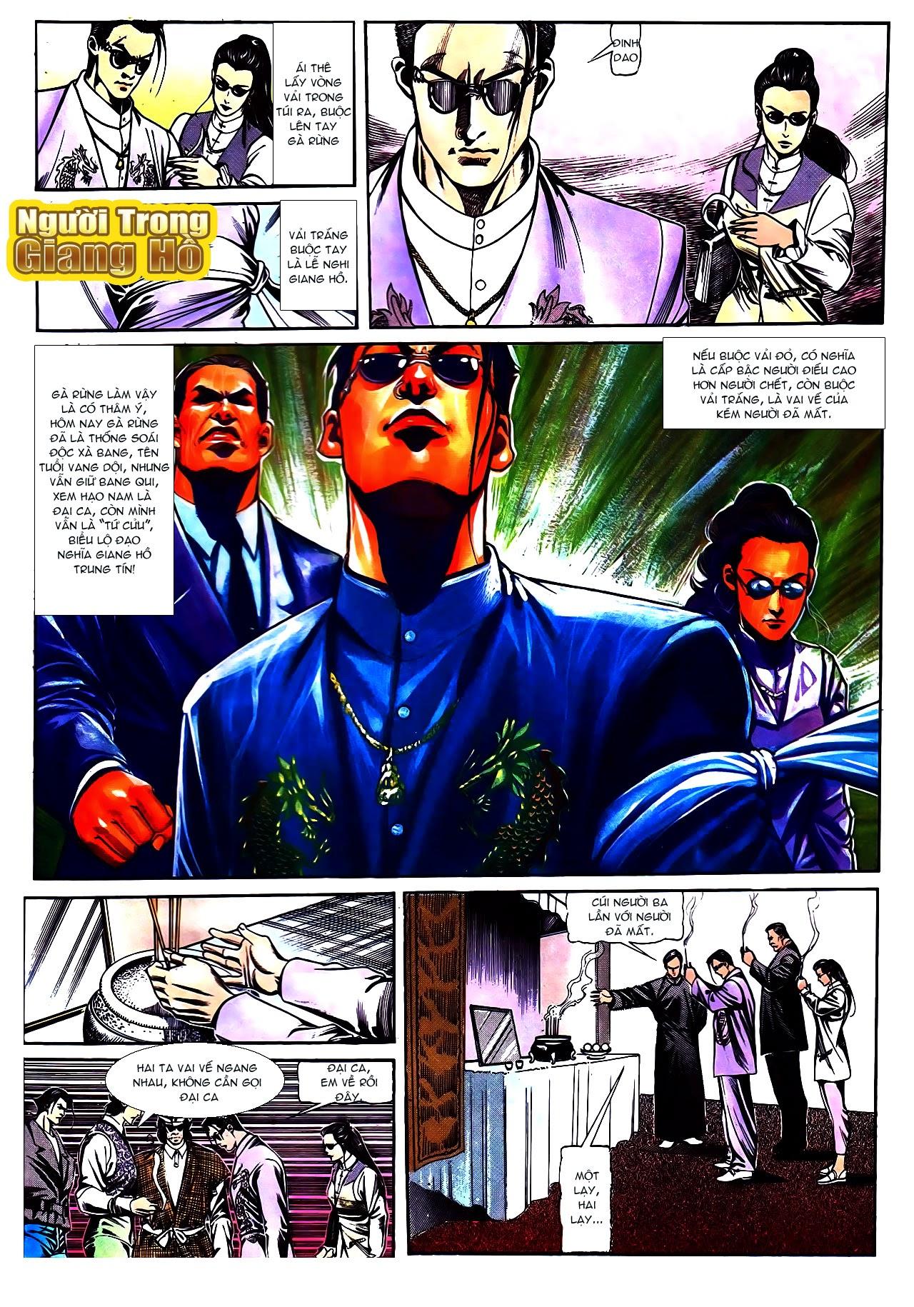 Người Trong Giang Hồ chapter 109: đại ca hùng phong trang 10