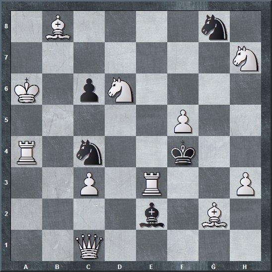 Kasus 3: Permainan Catur 2 Langkah Mati