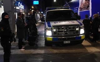 Sweden market shooting: After gunman opens fire in Trelleborg, at least seven people injured