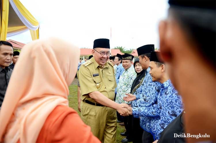 Bengkulu, DetikBengkulu.com, Gubernur Bengkulu Berharap Pendidikan Berkualitas Merata