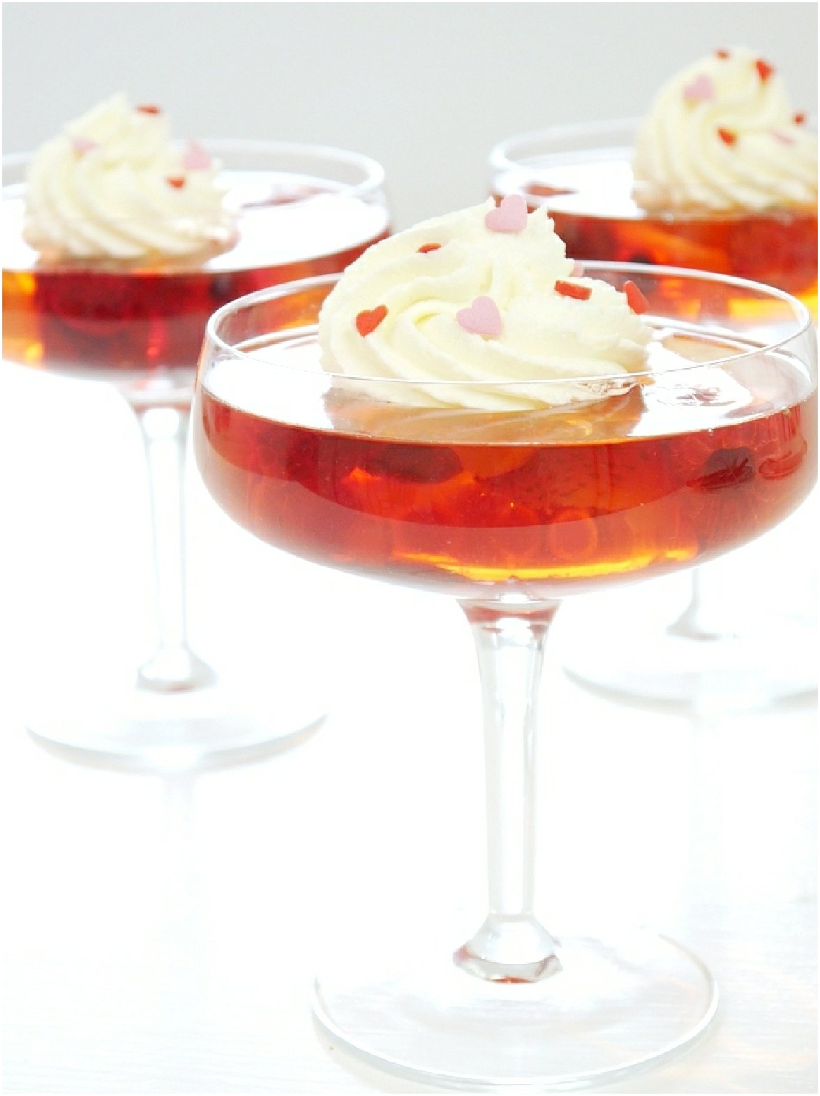 Pink Champagne Jello Recipe