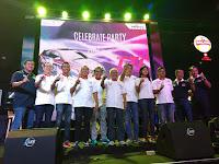 Pebalap Toyota Indonesia Sapu Bersih Kejurnas GT Radial Auto Gymkhana 2017 Seri ke-5 di Yogyakarta