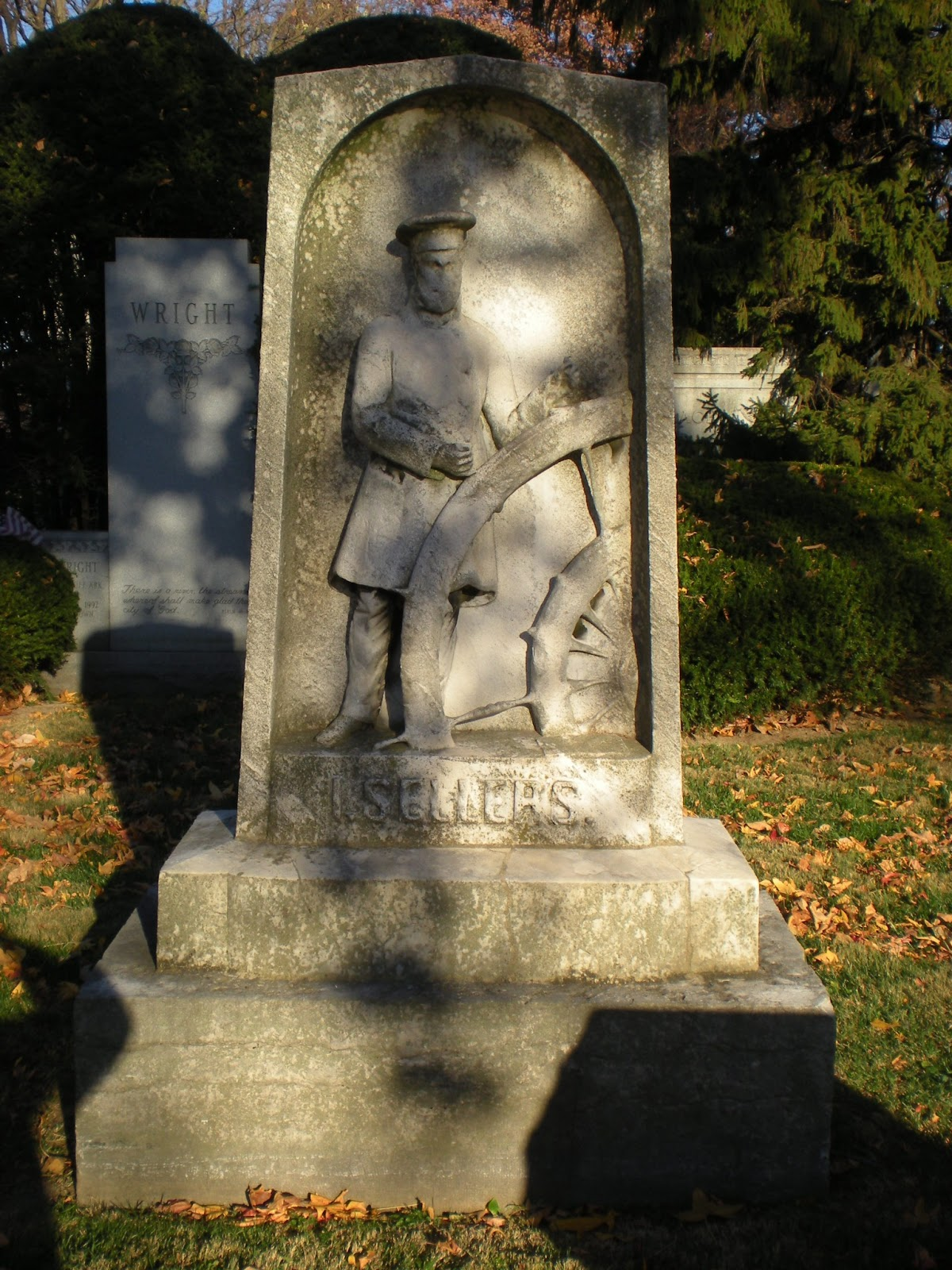 Craves Caves Amp Graves Bellefontaine Cemetery Part Four