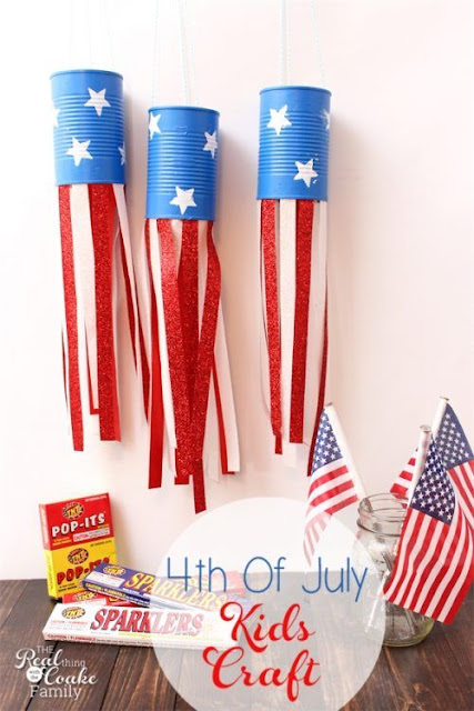 Fourth Of July Crafts 2017