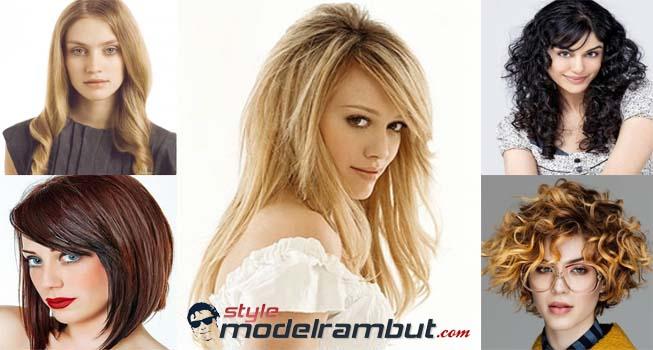 Model Rambut Wanita Terbaru