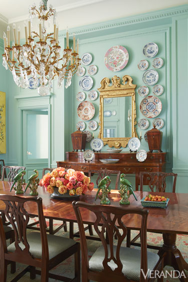 I collected fabulous antique pieces for her and paired them with something unexpected a dash of something new. It makes it all so much more interesting and ... & A Glamorous Texas Home by Beverly Field - The Glam Pad