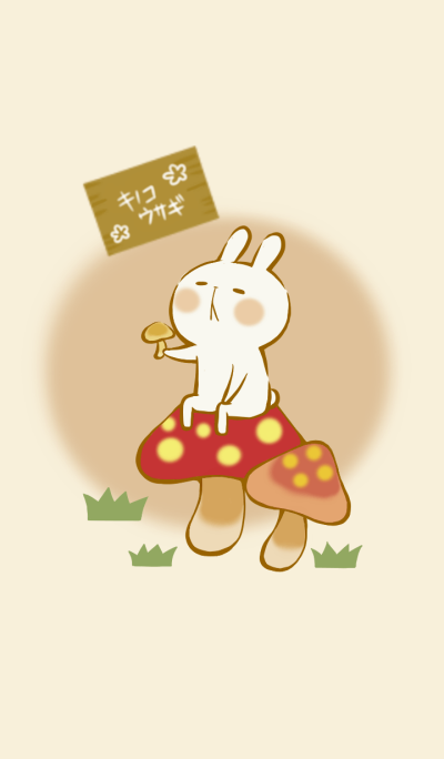 Rabbit&Mushrooms