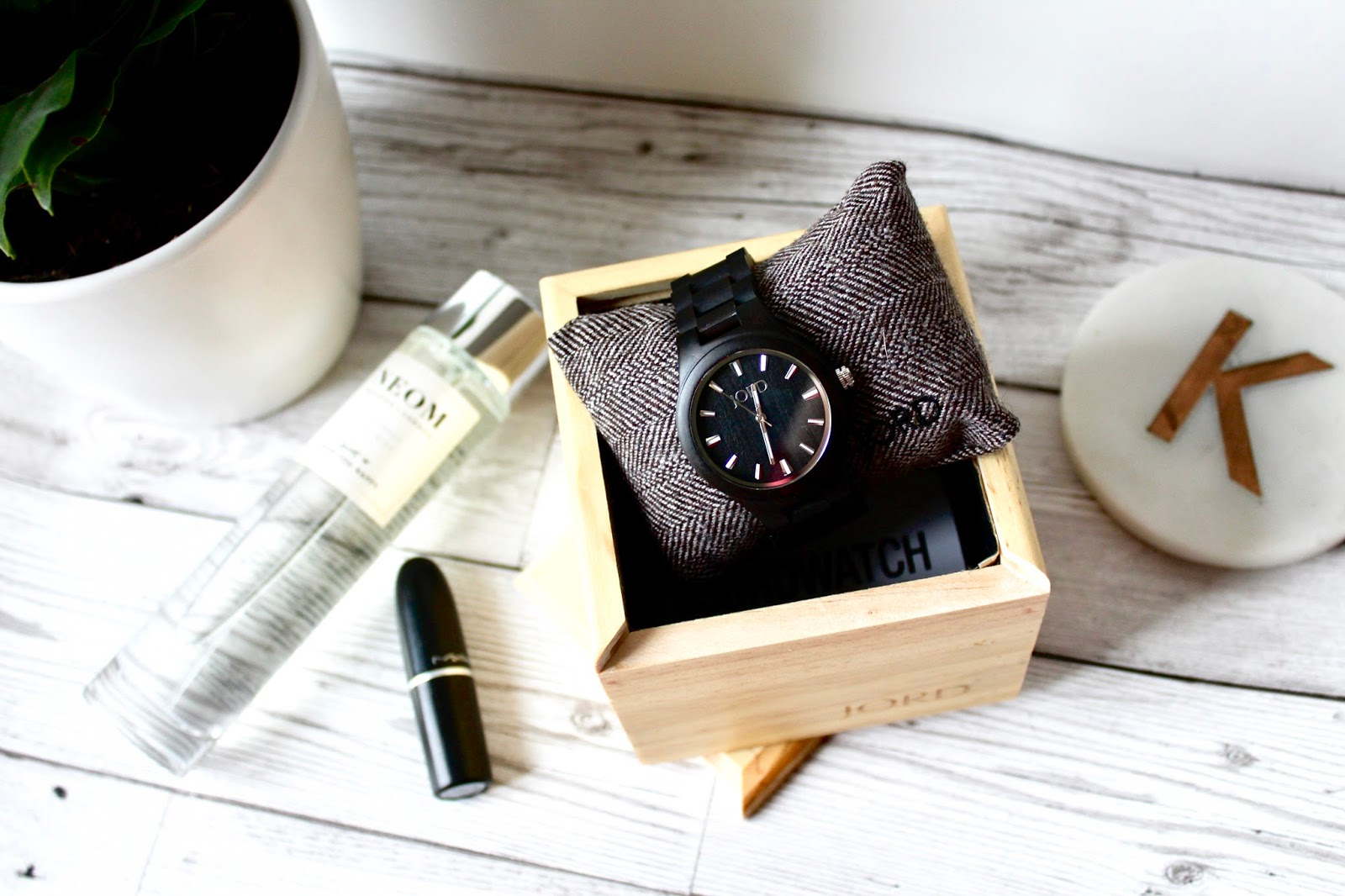 Jord: Wooden Watches I've Totally Fallen For