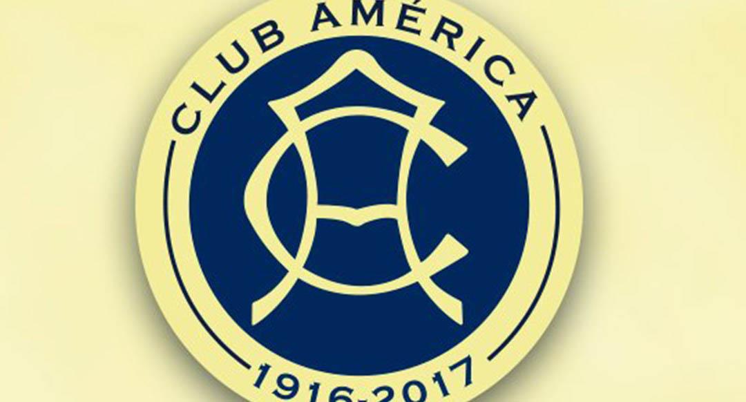 Club Amrica 101 Years Anniversary Logo Revealed Footy Headlines