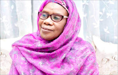 Shun Drug Abuse, Governor's Wife Urges Women, Youths