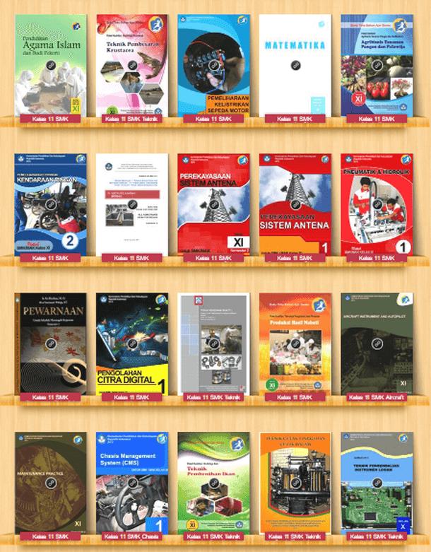 Buku Guru dan Siswa SMK Kelas XI (11) Kurikulum 2013