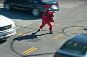 Kendrick Lamar Playing in Traffic