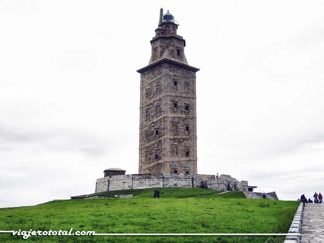 Torre de Hércules - La Coruña, Galicia